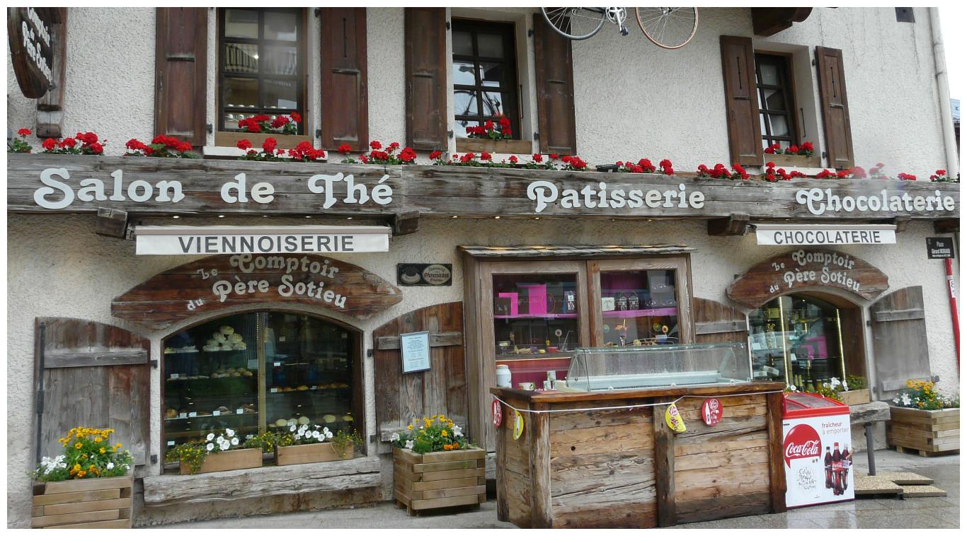 Mes chemins de la gourmandise p tisseries ara for Salon patisserie paris